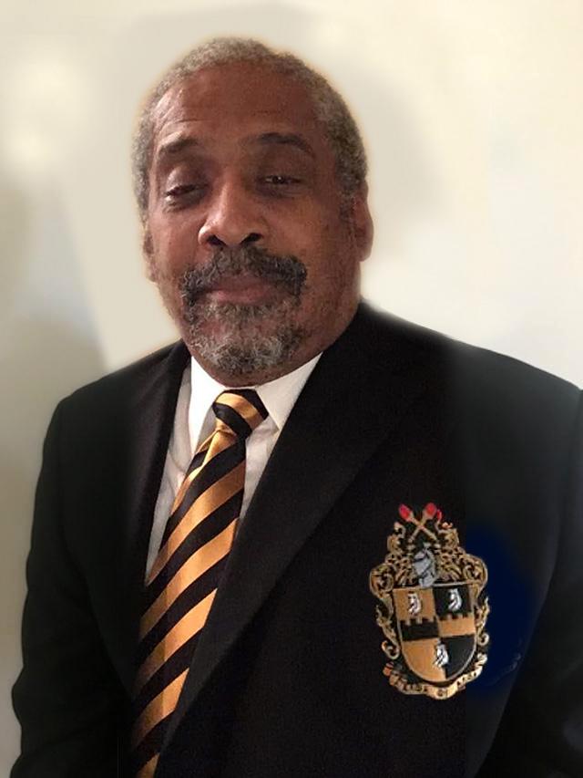 Bro. John E. Garnette, Chapter President